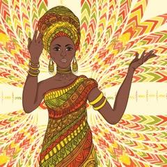 Stärken tanzen mit afrikanischen Kräften @ Bürgerhaus Bilk, Bewegungsraum