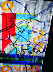 """Farbe trifft Form"" - Vernissage @ kom!ma, Salzmannbau, Raum 202"